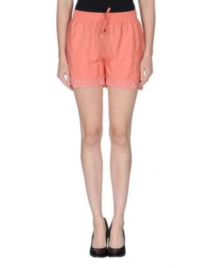 Повседневные шорты M!A F. Цвет: коралловый