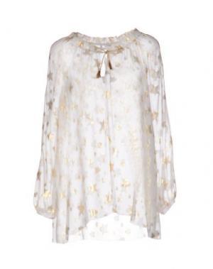 Блузка CARLA G.. Цвет: белый