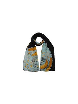 Платок Venera. Цвет: серо-голубой, серый