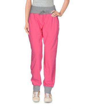 Повседневные брюки CAPOBIANCO. Цвет: фуксия
