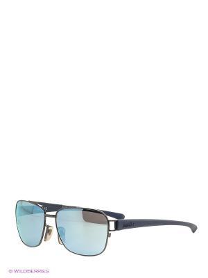 Солнцезащитные очки RH 749 03 Zerorh. Цвет: голубой