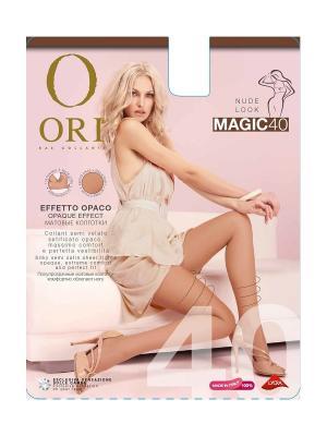 Колготки ORI Magic 40 den. Цвет: бежевый