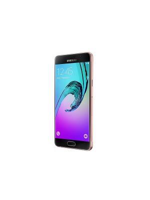 Смартфон Samsung Galaxy A5 16 ГБ розовый. Цвет: розовый