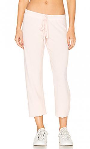 Классические спортивные брюки ren Michael Lauren. Цвет: розовый