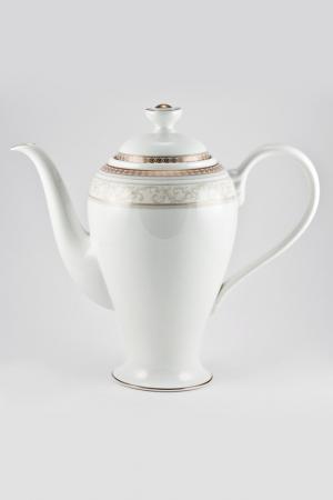 Кофейник 1,2 л Royal Porcelain. Цвет: бежевый