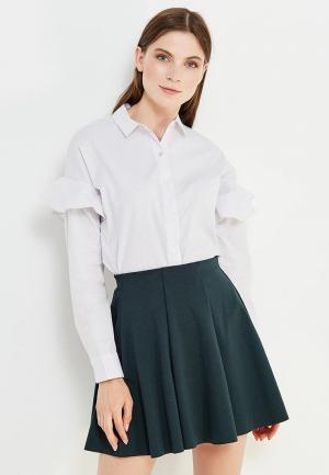 Блуза Befree. Цвет: серый