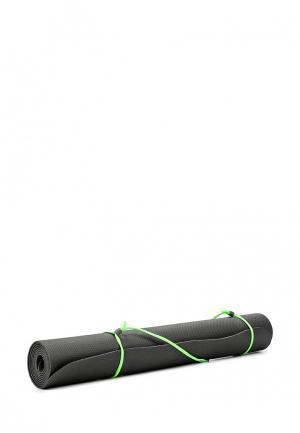 Коврик для йоги Nike. Цвет: серый