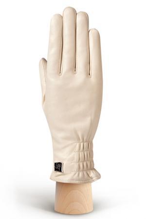 Перчатки Eleganzza. Цвет: бежевый