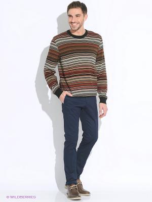 Джемпер Finn Flare. Цвет: коричневый