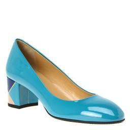 Туфли  G3436 голубой GIOVANNI FABIANI