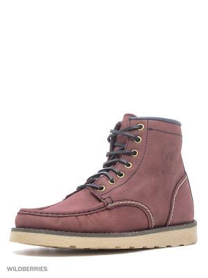 Ботинки STORM. Цвет: фиолетовый