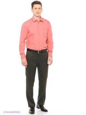 Рубашка мужская с длинным рукавом Mr. Marten. Цвет: розовый