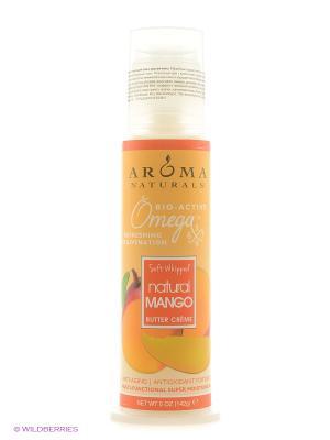 Супер увлажняющий крем с маслом манго, 142 гр Aroma Naturals. Цвет: белый