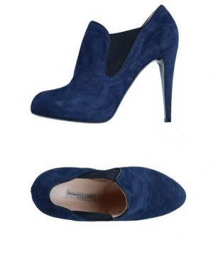 Ботинки ROBERTO FESTA. Цвет: темно-синий