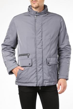 Куртка BCM. Цвет: серый