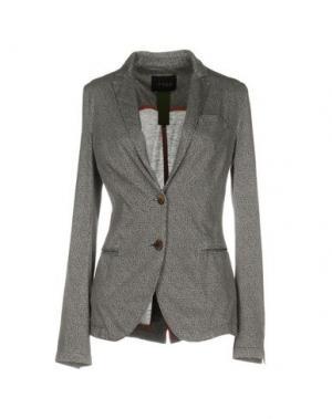 Пиджак IANUX. Цвет: светло-серый
