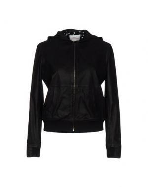 Куртка LUCIEN PELLAT-FINET. Цвет: черный