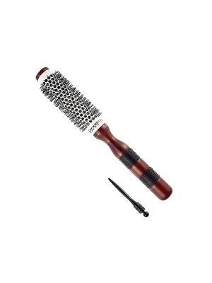 Термобрашинг Salon Professiona M5252CCB, керамический. PROFESSIONAL. Цвет: коричневый