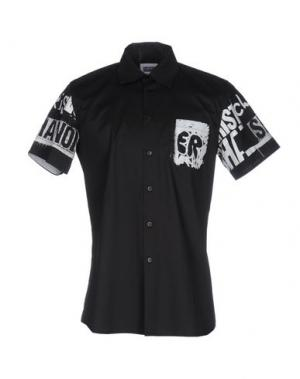 Pубашка CHRISTOPHER SHANNON. Цвет: черный