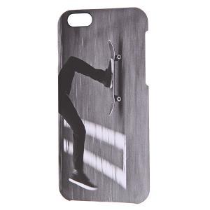 Чехол для iPhone 6  Mitt Print Case Push Nixon. Цвет: черный,серый,белый