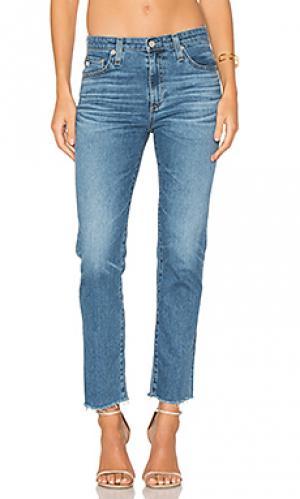 Укороченные джинсы isabelle AG Adriano Goldschmied. Цвет: none