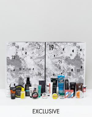 Beauty Extras Адвент-календарь с набором косметических средств. Цвет: бесцветный