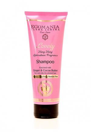 Шампунь для окрашенных волос Egomania Prof. Цвет: розовый