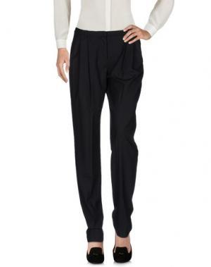 Повседневные брюки BASSO & BROOKE. Цвет: черный
