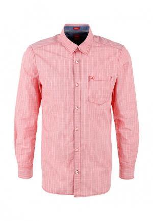 Рубашка s.Oliver. Цвет: розовый