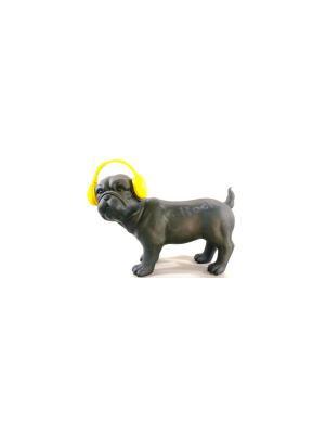 Фигура - Собака чёрная Marquis. Цвет: черный