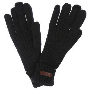 Перчатки  James Gloves Black Harrison. Цвет: черный