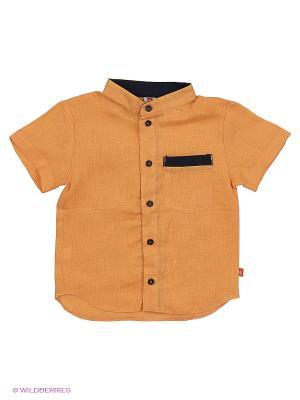 Рубашка Goldy. Цвет: светло-бежевый