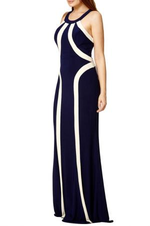 Dress Dynasty. Цвет: navy and champagne