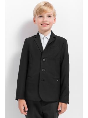Пиджак Finn Flare. Цвет: черный