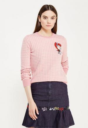 Джемпер Love Moschino. Цвет: розовый
