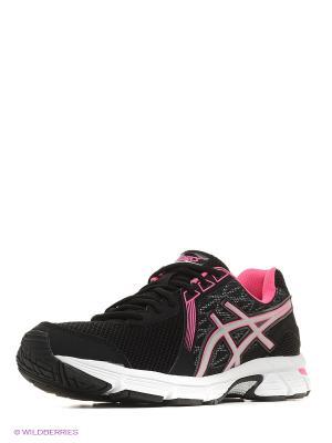 Кроссовки GEL-IMPRESSION 8 ASICS. Цвет: черный, розовый, серый