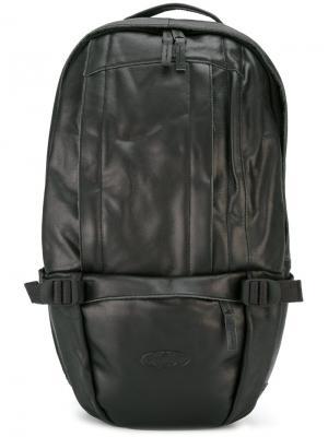 Mleather backpack Eastpak. Цвет: чёрный