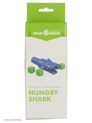 Игра для бассейна HUNGRY SHARK Mad Wave. Цвет: синий, зеленый