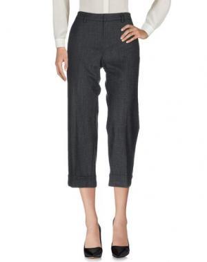 Повседневные брюки ROOM 52. Цвет: черный