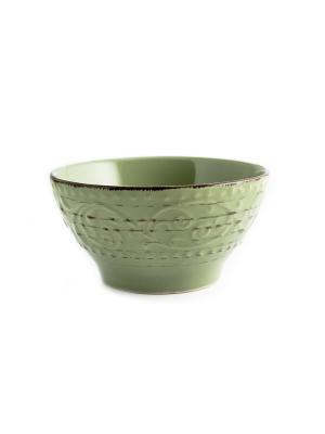 Набор салатников ПАТИО H&H. Цвет: зеленый
