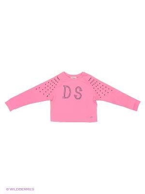 Лонгслив De Salitto. Цвет: розовый