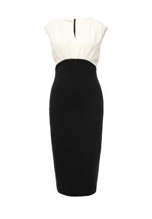 Платье Ted Baker London. Цвет: черно-белый