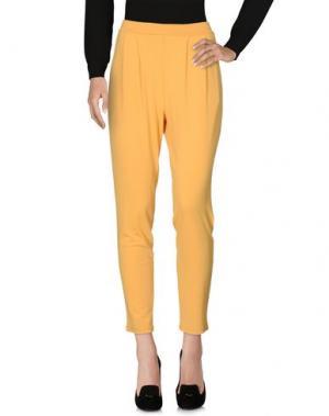 Повседневные брюки B.YU. Цвет: оранжевый