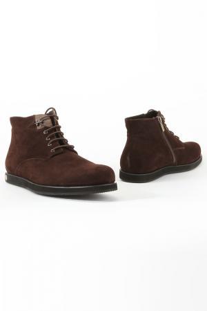 Ботинки Kapricci. Цвет: коричневый