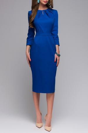 Платье ANASTASIA KOVALL. Цвет: синий