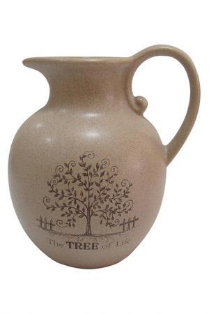 Кувшин 1,85 л Дерево жизни TERRACOTTA. Цвет: мультиколор