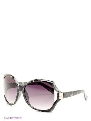 Солнцезащитные очки Mario Rossi. Цвет: черный, серый