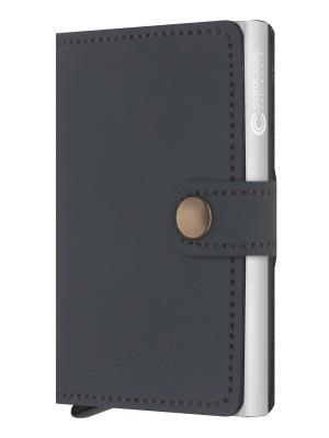 Кошельки CARDCASE. Цвет: серый