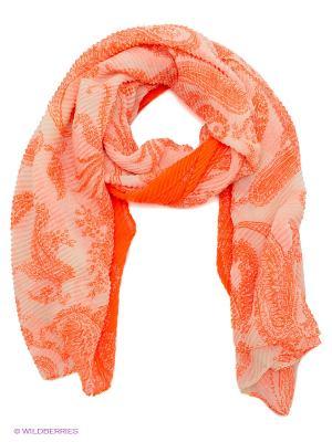 Платок Lovely Jewelry. Цвет: оранжевый