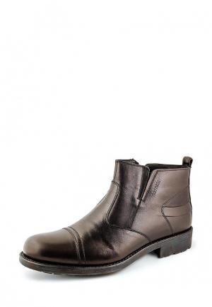 Ботинки Greyder. Цвет: коричневый